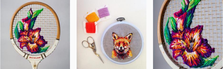 fox-n-flowers-2