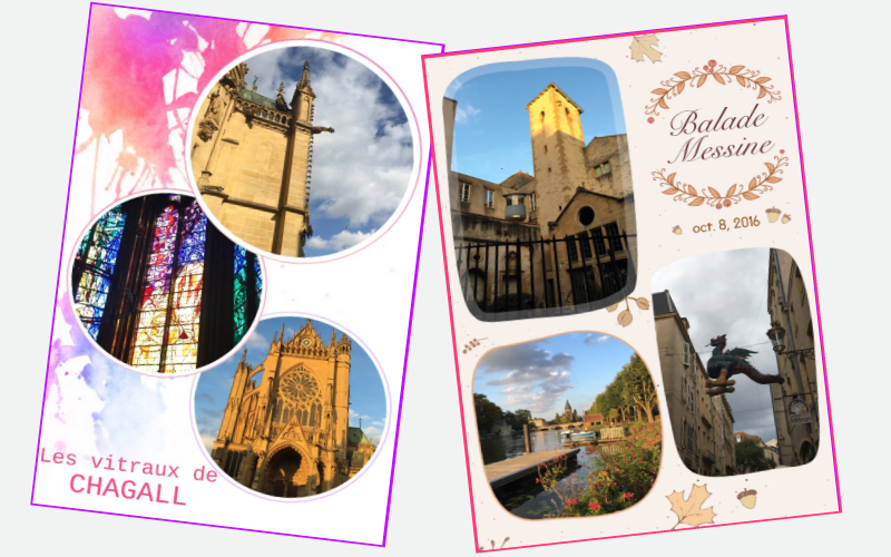 Cartes postales de Metz