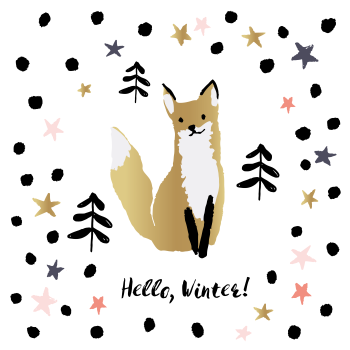 hello-foxes-card-1