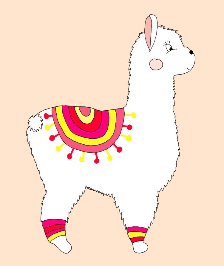 Alpaca is so cute ♥