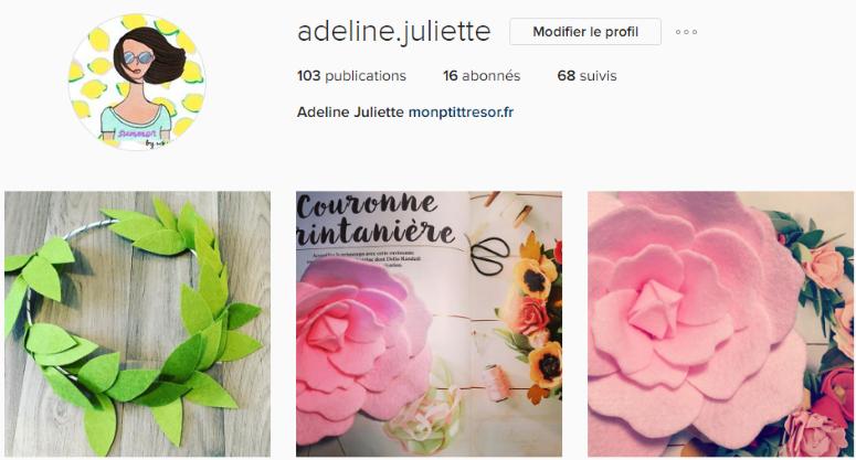adeline juliette instagram