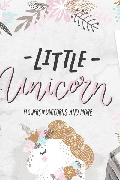 Des illustrations de licorne trop mignonnes