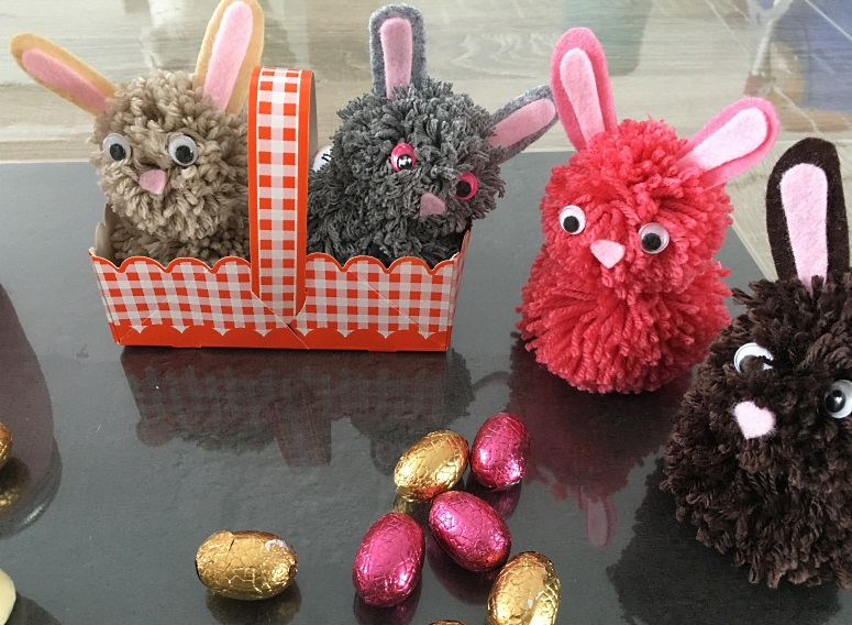 lapins pompons finis