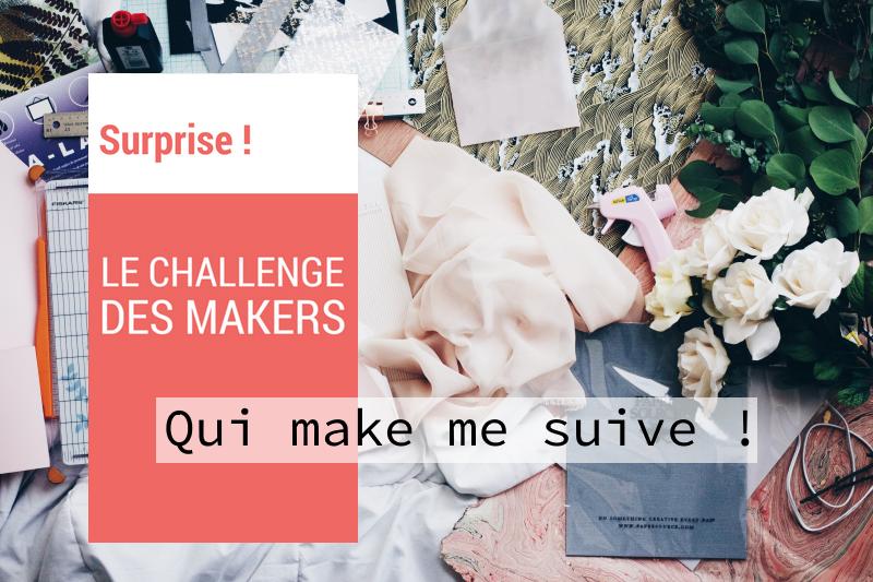 challenge OAM proposition mon ptit tresor
