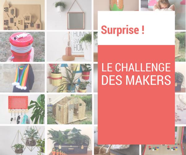 challenge des makers