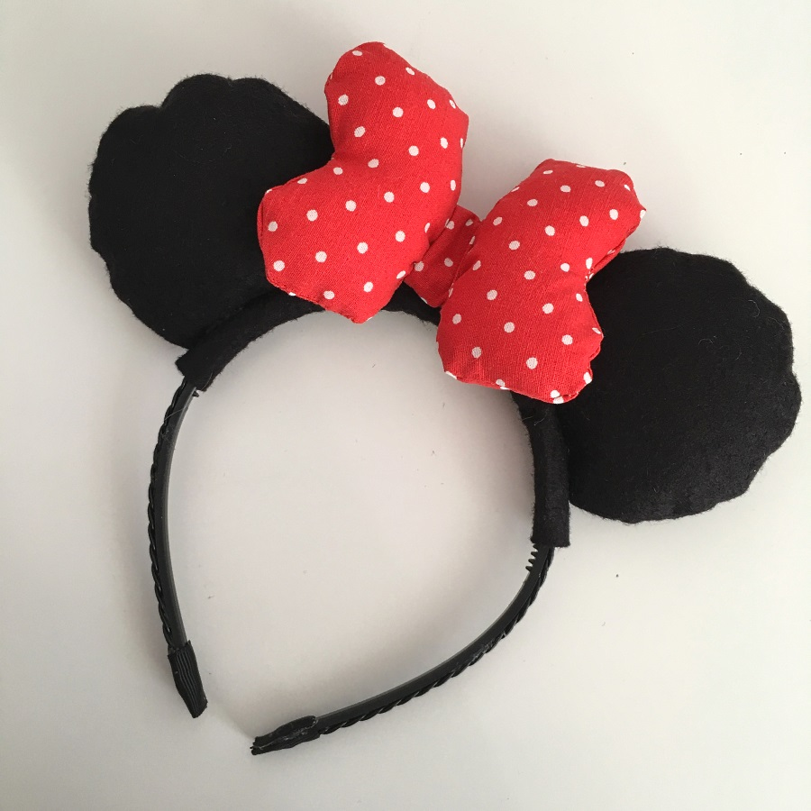 diy minnie ears tutto