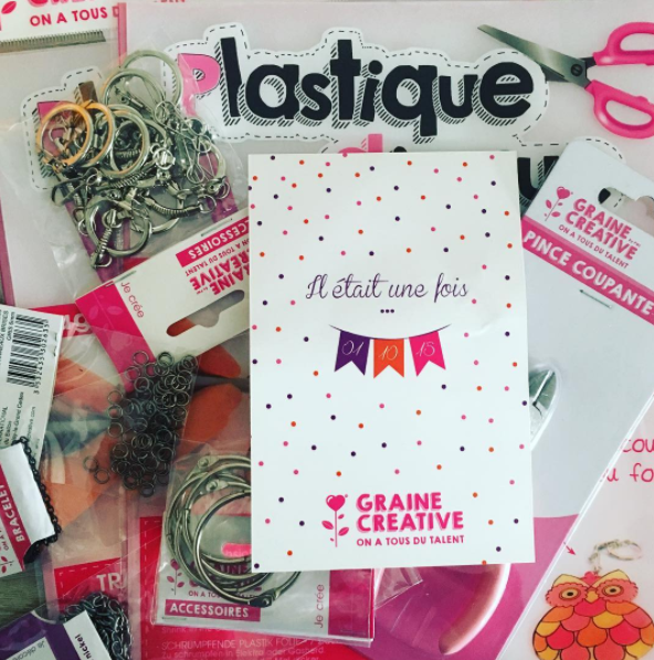 challenge diy plastique dingue kit