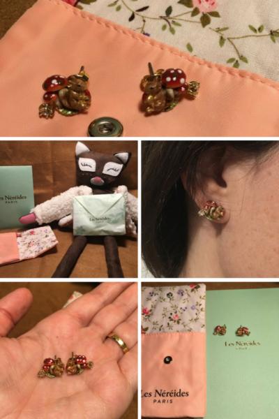 Les Néréides – créateur bijoux ♥
