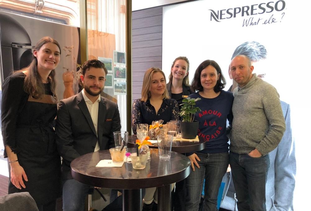 Les ateliers dégustation Nespresso : un moment de partage et de gourmandise