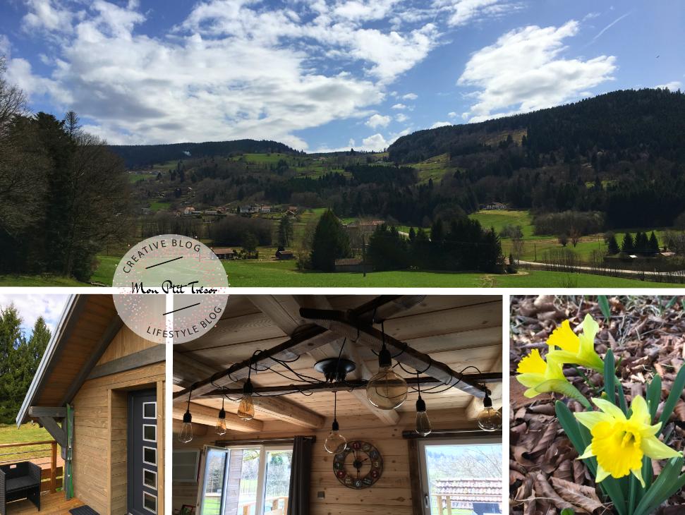 Un week-end si reposant dans les Vosges