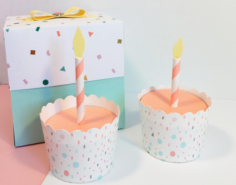 Boîte Pop-Up surprise d'anniversaire + tuto
