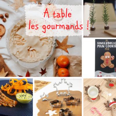 À table les gourmands !
