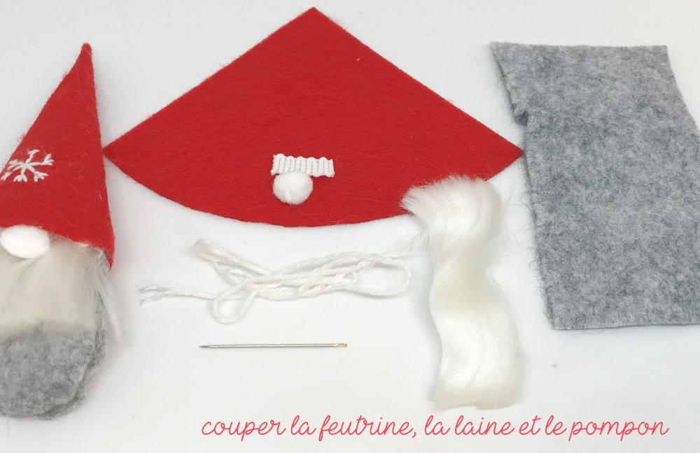 sortie en vente haut de gamme authentique choisir officiel DIY : Lutins Noël en feutrine   Mon P\'tit Trésor