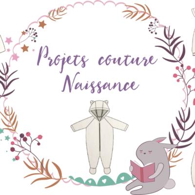 Projets de couture naissance