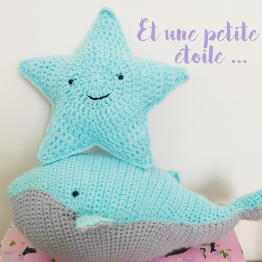 Un Doudou étoile Au Crochet Patron Gratuit Mon Ptit Trésor