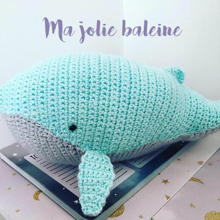 FREE AMIGURUMI PATTERN: Blue Whale | | 450x450