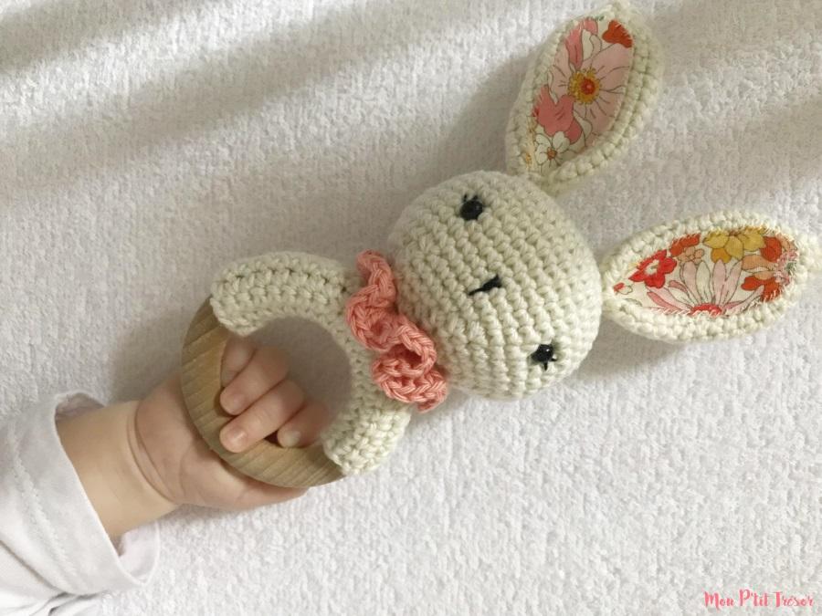 Firmin le Lapin : amigurumi en crochet - Amigurumis | 675x900