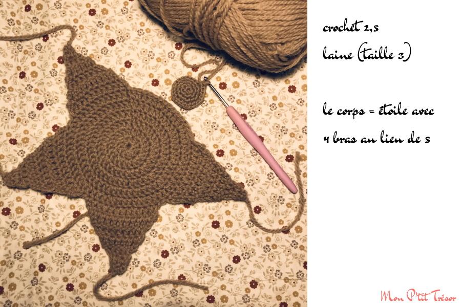 Patron doudou pour tricoter un lapin - Marie Claire | 600x900