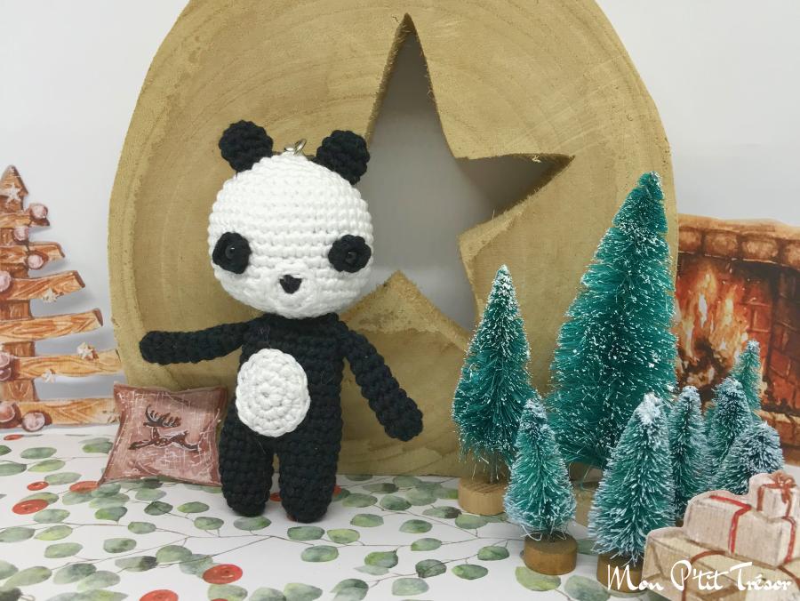 Crochet Pattern - My Little Panda Bear | Crochet bear, Crochet ... | 676x900
